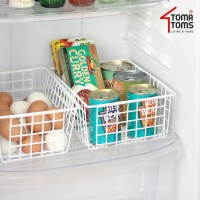[토마톰스]냉장고 다용도 정리바구니 대_(1671616)