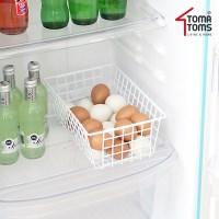 [토마톰스]냉장고 다용도 정리바구니 소_(1671615)