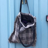 TWI bag / grey