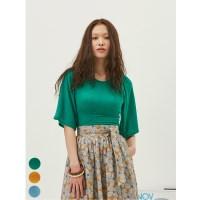 Color Kimono Top(3color)