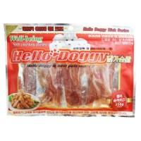 b)헬로도기 치킨 습식 슬라이스 350g