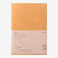 MD 노트 커버 [紙] 10th Cordoba 카멜 (L)