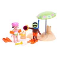 플레이모빌 해변의 어린이들(9085)