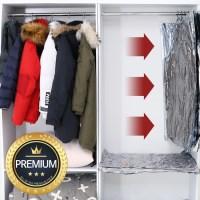 국산 와이즈 프리미엄 옷걸이 압축팩(특대)2p
