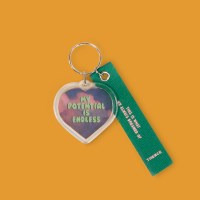HEART KEY HOLDER_MY POTENTIAL