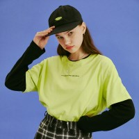 COLOR TEE_KYT_LIME