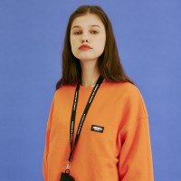 SWEAT SHIRT_KYT_ORANGE