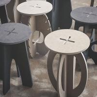 (런메이크) 인테리어 스툴의자 30종-카페 화장대 보조의자