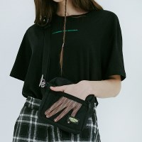 MINI CROSS BAG_KYT_BLACK