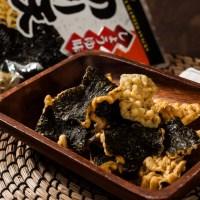 일본 노리텐 고르기 : 와사비맛, 간장맛