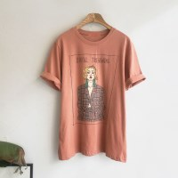 Chic-lady T-SHIRT (3-color)