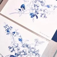 친환경 방수식탁매트 블루버드 시리즈