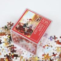 인디고 미니 퍼즐 108피스-키다리아저씨