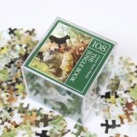 인디고 미니 퍼즐 108피스-정글북