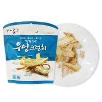 채소 튀각 우엉 크런치25g 4봉+1봉_(789016)