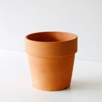 갈색 토분(18x17)