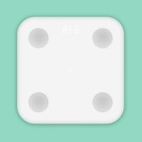 [공식총판] 샤오미 미스케일2 체지방 체중계