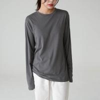 [MADE] 모달 빈티지 라운드 티 (10color)
