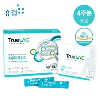 HURUM 트루락 프로바이오틱스 유산균1박스 60g 패밀리