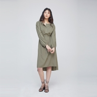 WEEKENDER DRESS (Khaki)