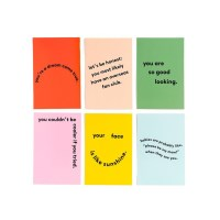 POSTCARD BOOK-compliments(엽서세트)