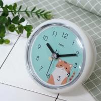 프렌즈 욕실 방수 흡착 시계 (5color)