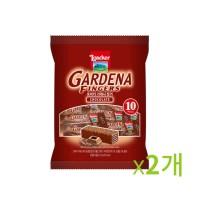 로아커 가데나 핑거 초콜릿 125g 2개묶음_(657962)