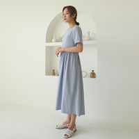 Adorable pintuck dress