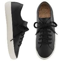 CLLIB[클립] 스니커즈 LF4705 esnc Leather 블랙
