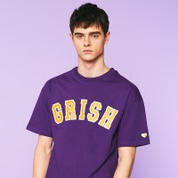 GRISH Signature t-shirts (VIOLET)