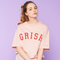 GRISH Signature t-shirts (PINK)