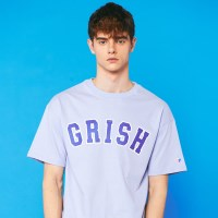 GRISH Signature t-shirts (SKY BLUE)