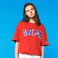 GRISH Signature t-shirts (RED)