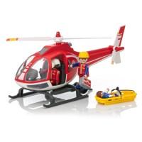 플레이모빌 산악 구조 헬리콥터(9127)
