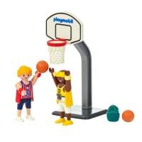 플레이모빌 이스터에그-일대일 농구 (9210)