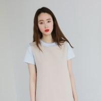 [치즈달] 레귤러 핏 코튼 티셔츠