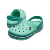 [Crocs 공식] Crocband-New Mint/Tropical Teal