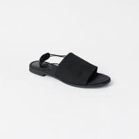 Back band string sandals