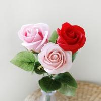 장미 비누꽃 (soap flower)-1P