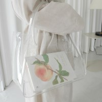 Square pvc bag