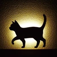 PH 거실인테리어 LED 고양이 무드등 조명