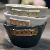 [텐텐클래스] (영등포) 나만의 레터링 볼(bowl) 만들기