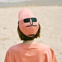 [SS18 NOUNOU] Face S3 Twill Cap(Pink)_(621303)