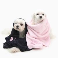 핑크팬더 펫 타월