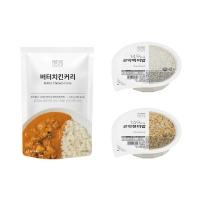 [텐텐단독]버터치킨커리 5개+곤약밥 5개