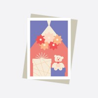 Message Card - 06. All is yours