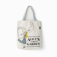 앨리스 에코백 - ALICE'S CURIOUS GARDEN