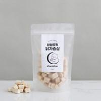 찹앤찹 고양이간식 찹찹트릿 닭가슴살 50g