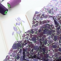 [Fabric] Morning glory Pattern Linen (모닝글로리 린넨)