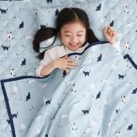 풍기인견 스칸디콜렉션 여름 아기이불 100X140